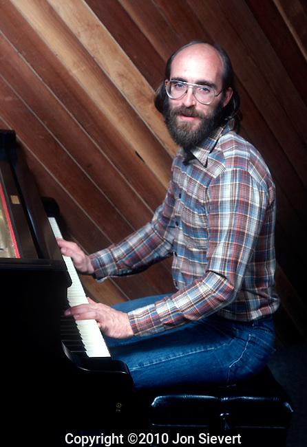 George Winston, Oct  1983