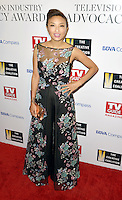 HOLLYWOOD, CA - SEPTEMBER 16: Jeannie Mai attends The Television Industry Advocacy Awards benefiting The Creative Coalition hosted by TV Guide Magazine & TV Insider at the Sunset Towers Hotel on September 16, 2016 in Hollywood, CA. Credit: Koi Sojer/Snap'N U Photos/MediaPunch