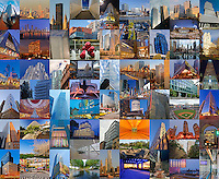 Modern New York City Montage, New York