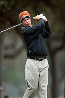 SAN ANTONIO, TX - FEBRUARY 21, 2006: The University of Texas at San Antonio Intercollegiate Men's Golf Tournament at Oak Hills Country Club. (Photo by Jeff Huehn)
