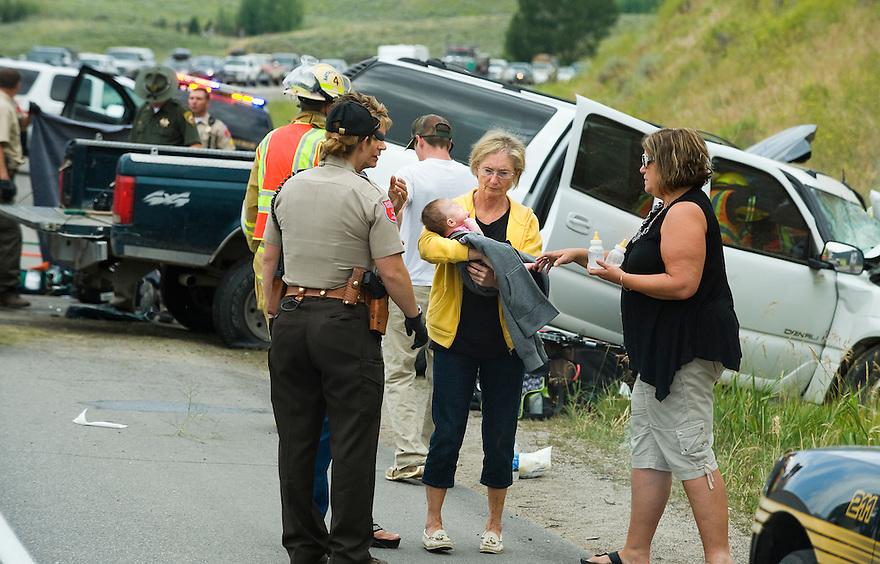 Fatal Car Crash Bodies Bodies in Fatal Car Wrecks