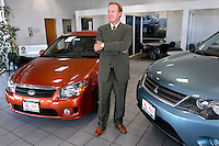 Eric Hammon, the owner of Roseville Mitsubishi-Kia in the Roseville Automall, plays polo and owns a  private polo field in Lincoln, California. (photo by Pico van Houtryve) Eric Hammon's private Polo field, Lincoln California, September 24, 2007. (photo by Pico van Houtryve)