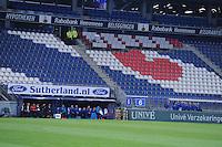 VOETBAL: HEERENVEEN: Abe Lenstra Stadion 02-10-2015, Eredivisie Vrouwen, sc Heerenveen - PSV, uitslag 1-1, ©foto Martin de Jong