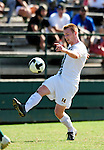 1 September 2009: University of Vermont Catamount forward Marty Galvin, a Senior from No. Weymouth, MA, in action against the Siena College Saints at Centennial Field in Burlington, Vermont. The Saints edged out the Catamounts 1-0. Mandatory Photo Credit: Ed Wolfstein Photo