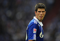 FUSSBALL   1. BUNDESLIGA   SAISON 2011/2012    11. SPIELTAG FC Schalke 04 - 1899 Hoffenheim                            29.10.2011 Kaas-Jan HUNTELAAR (Schalke)