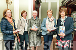 """Book Signing : Pictured at the  singing his book """" The Best of Billy Keane"""" at the Listowel Arms Hotel on Friday night last were Margaret Reidy, Margaret Murphy, Vourneen Kissane, Betty Beasley & Mary Dillon."""