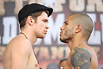 June 4, 2010: Miguel Cotto vs Yuri Foreman Weigh-In