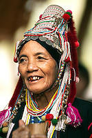 Hill tribe is a term used in Thailand for all of the various tribal peoples who migrated from China, Tibet, and more recently Myanmar (formally known as Burma) over the past few centuries. The six major hill tribes within Thailand are the Akha, Lahu, Karen, Hmong/Miao, Mien/Yao and Lisu, each with a distinct language and culture. The hill tribe known as Akha are related to the Hani of China's Yunnan province.