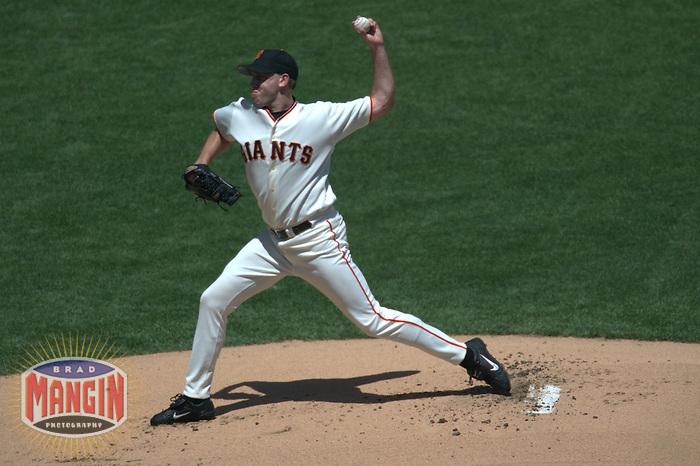 Kirk Rueter. Florida Marlins vs San Francisco Giants. San Francisco, CA 5/2/2004 MANDATORY CREDIT: Brad Mangin