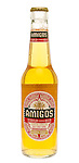 Bottle of Amigos Tequila Beer - March 2012.