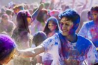 Holi Festival of Colors, Redmond Washington
