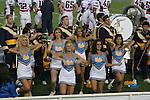 UCLA cheerleaders at the Rose Bowl