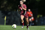 26 October 2014: Boston College's Lauren Bernard. The Duke University Blue Devils hosted the Boston College University Eagles at Koskinen Stadium in Durham, North Carolina in a 2014 NCAA Division I Women's Soccer match. Duke won the game 2-1 in overtime.