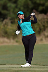 16 October 2016: Rollins' Seher Atwal (IND). The Final Round of the 2016 Ruth's Chris Tar Heel Invitational NCAA Women's Golf Tournament hosted by the University of North Carolina Tar Heels was held at the UNC Finley Golf Club in Chapel Hill, North Carolina.