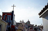 Jardines de Humaya graveyard. Culiacan, Sinaloa