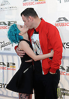 JUL 21 2014 Gibson Brands AP Music Awards - Arrivals