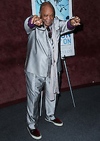LOS ANGELES, CA, USA - SEPTEMBER 17: Quincy Jones arrives at the Los Angeles Premiere Of RADiUS-TWC's 'Keep On Keepin' On' held at the Landmark Theatre on September 17, 2014 in Los Angeles, California, United States. (Photo by Xavier Collin/Celebrity Monitor)