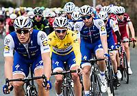 Picture by Alex Broadway/SWpix.com - 09/03/17 - Cycling - 2017 Paris Nice - Stage Five - Quincié-en-Beaujolais to Bourg-de-Péage - Julian Alaphilippe of Quick Step Floors rides during the stage.