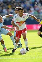 Red Bulls midfielder Rafael Marquez (4) in action... Sporting Kansas City defeated New York Red Bulls 2-1 at LIVESTRONG Sporting Park, Kansas City, Kansas.