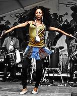 DJA Rara @ Jazz Fest 2011