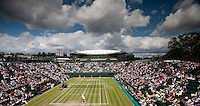 ..Tennis - Grand Slam - The Championships Wimbledon - AELTC - The All England Club - London - Sat June 30th 2012. .© AMN Images, 30, Cleveland Street, London, W1T 4JD.Tel - +44 20 7907 6387.mfrey@advantagemedianet.com.www.amnimages.photoshelter.com.www.advantagemedianet.com.www.tennishead.net