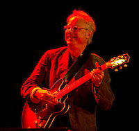 Bill Frisell plays John Lennon at the Vogue Theatre. Bill Frisell plays John Lennon &quot;All We Are Saying&quot; at The Vogue Theatre with Greg Leisz, Tony Scherr and Kenny Wollesen.