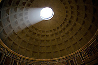 The Pantheon, Rome, Italy, Europe, 2007, ©Stephen Blake Farrington