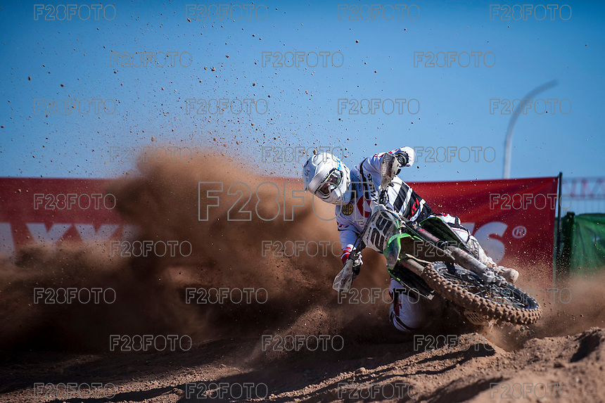 First round of Spanish Motocross Championship 2014 at Albaida Motocros Circuit (1day)