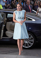 Kate, Duchess Of Cambridge attends the Art Room Reception - London