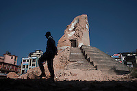 Nepal earthquake - Update May 03,2015