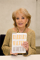 Event - Saks Fifth Avenue Barbara Walters Book Signing
