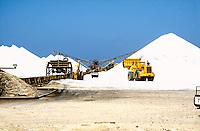 MINING: SALTWORKS SALT MINE<br /> Bonaire, Netherlands Antilles
