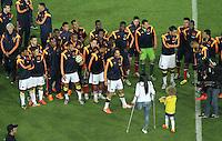 Despedida a la selección Colombia en El Campín 23-04-2014