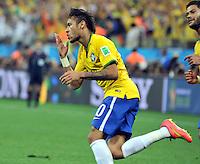 Brasil vs. Croacia, 2014 FIFA World Cup Brazil. 12-06-2014