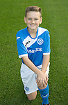 St Johnstone Academy Under 13&rsquo;s&hellip;2016-17<br />Evan Wolecki<br />Picture by Graeme Hart.<br />Copyright Perthshire Picture Agency<br />Tel: 01738 623350  Mobile: 07990 594431
