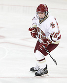 Jessica Martino (BC - 26) - The visiting Boston University Terriers defeated the Boston College Eagles 1-0 on Sunday, November 21, 2010, at Conte Forum in Chestnut Hill, Massachusetts.