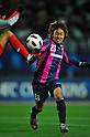Shu Kurata (Cerezo), MARCH 2, 2011 - Football : AFC Champions League Group G match between Cerezo Osaka 2-1 Arema Indonesia at Nagai Stadium in Osaka, Japan. (Photo by AFLO)