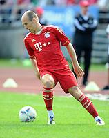 Fussball 1. Bundesliga:  Saison   2011/2012    Testspiel FC Bayern Muenchen  - Traumspiel 23.07.2011 Arjen Robben (FC Bayern Muenchen)