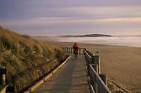 California, Bodega Bay, Boardwalk, Bodega Dunes