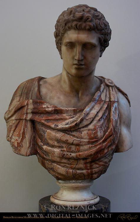 Medici Bust Palazzo Vecchio Florence