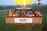 20110206 FEBRUARY 06 Cairns Hot Air Ballooning
