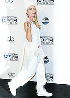 LOS ANGELES, CA, USA - NOVEMBER 23: Skylar Grey poses in the press room at the 2014 American Music Awards held at Nokia Theatre L.A. Live on November 23, 2014 in Los Angeles, California, United States. (Photo by Xavier Collin/Celebrity Monitor)