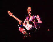 Jimi Hendrix plays the blues on May 3, 1970, at the<br />