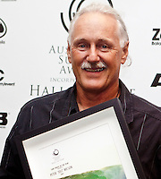 PETER 'JOLI' WILSON (AUS) at the Australian Surfing Awards incorporating The Hall Of Fame, Tuesday March 3rd 2009 were held at Twin Towns, Coolangatta, Queensland, Australia,   JOLI  won the Australian Surf Photo of the Year for 2008. Photo: joliphotos.com