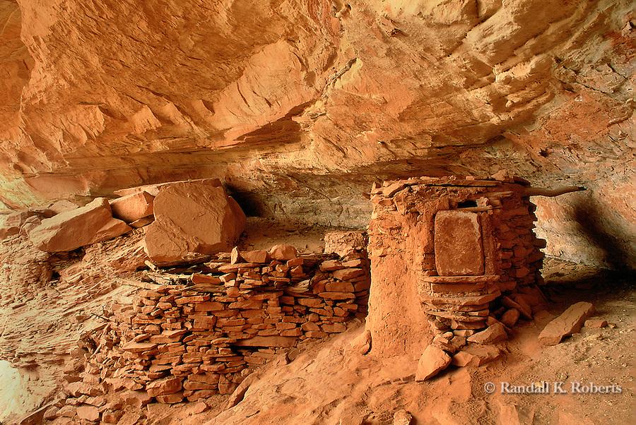 Owl Canyon Ruins, Cedar Mesa, Utah