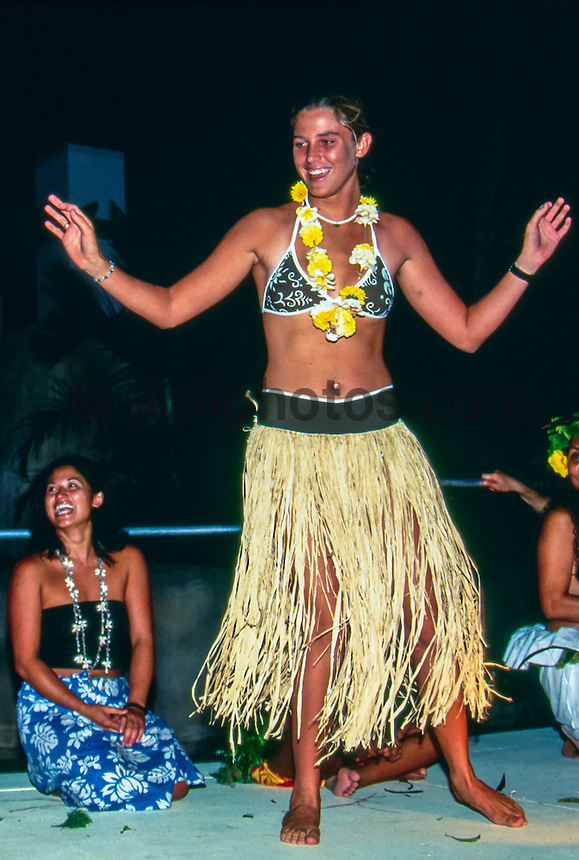 Professional surfer Melissa McDonald (AUS) during the Opening Ceremony for the 1999 Roxy Pro, at Snapper Rocks, Gold Coast, Queensland Australia. circa 1999 Photo: joliphotos