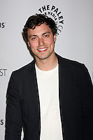 "LOS ANGELES - MAR 8:  John Francis Daley arrives at the ""Bones"" Event at PaleyFest 2012 at the Saban Theater on March 8, 2012 in Los Angeles, CA"