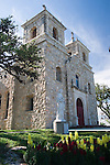 St. Peter's Roman Catholic Church, in  Boerne, Texas, was built in 1923 of hill country limestone.