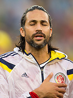 Mario Yepes of Columbia