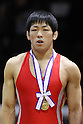 Tatsuhiro Yonemitsu, DECEMBER 22, 2011 - Wrestling : All Japan Wrestling Championship Men's Free Style -66kg Final at 2nd Yoyogi Gymnasium, Tokyo, Japan. (Photo by YUTAKA/AFLO SPORT) [1040]